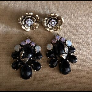 -relisted convertible earrings Chloe & Isabel